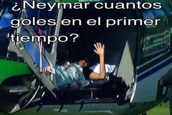 ¡Neymar vidente!  Todo sobre el Mundial de Brasil 2014.