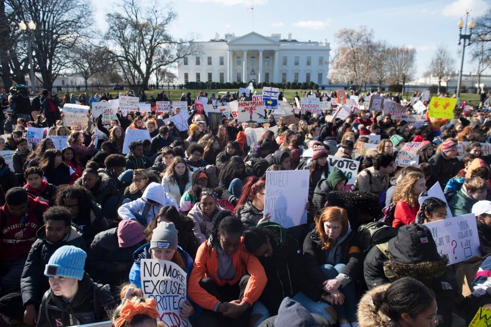 Protesta Washington