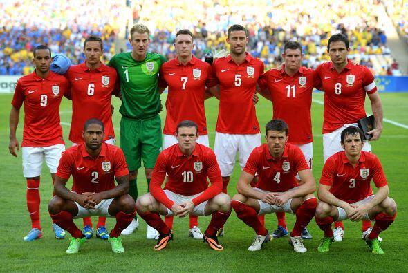 Inglaterra puede ser criticada y  señalada como una selección que siempr...