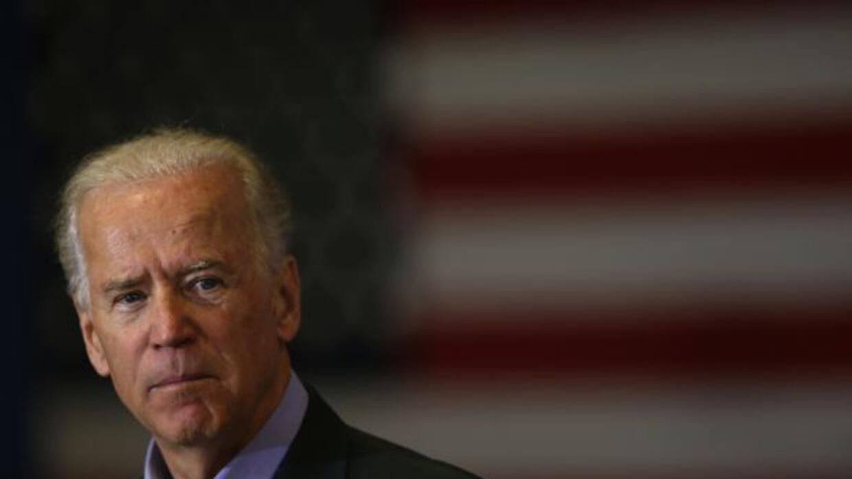 El vicepresidente de Estados Unidos, Joe Biden.