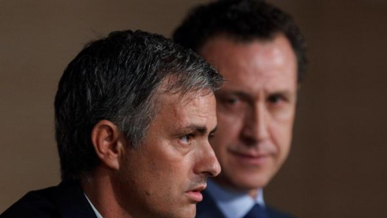 El ex directivo merengue tundió al entrenador portugués con quien coinci...