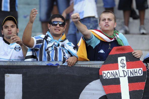Sin embargo, la afición de divirtió más porque si hubo goles qué celebra...