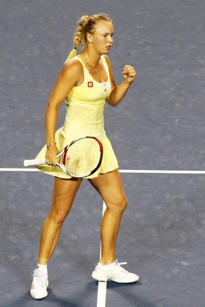 La danesa es la campeona defensora de este torneo.