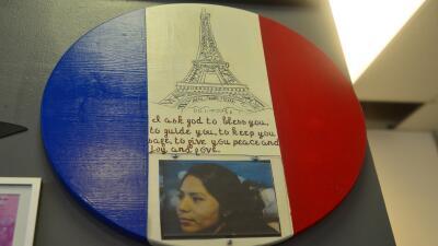 Un año sin 'Mimi', la joven hispana muerta en el ataque terrorista en París