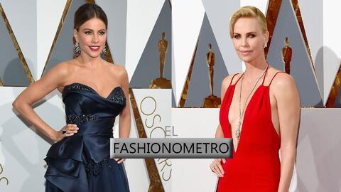 Fashionometro, los mejor y peor vestidos de la alfombra de los Oscars