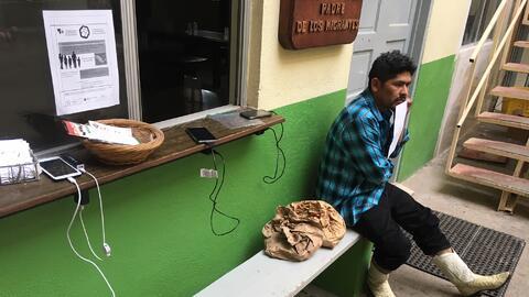 La ciudad fronteriza de Tijuana recibe diariamente entre 125 y 180 repor...