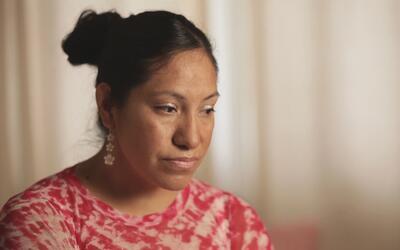 Violación de un Sueño: Leticia Zuñiga fue víctima de abuso sexual