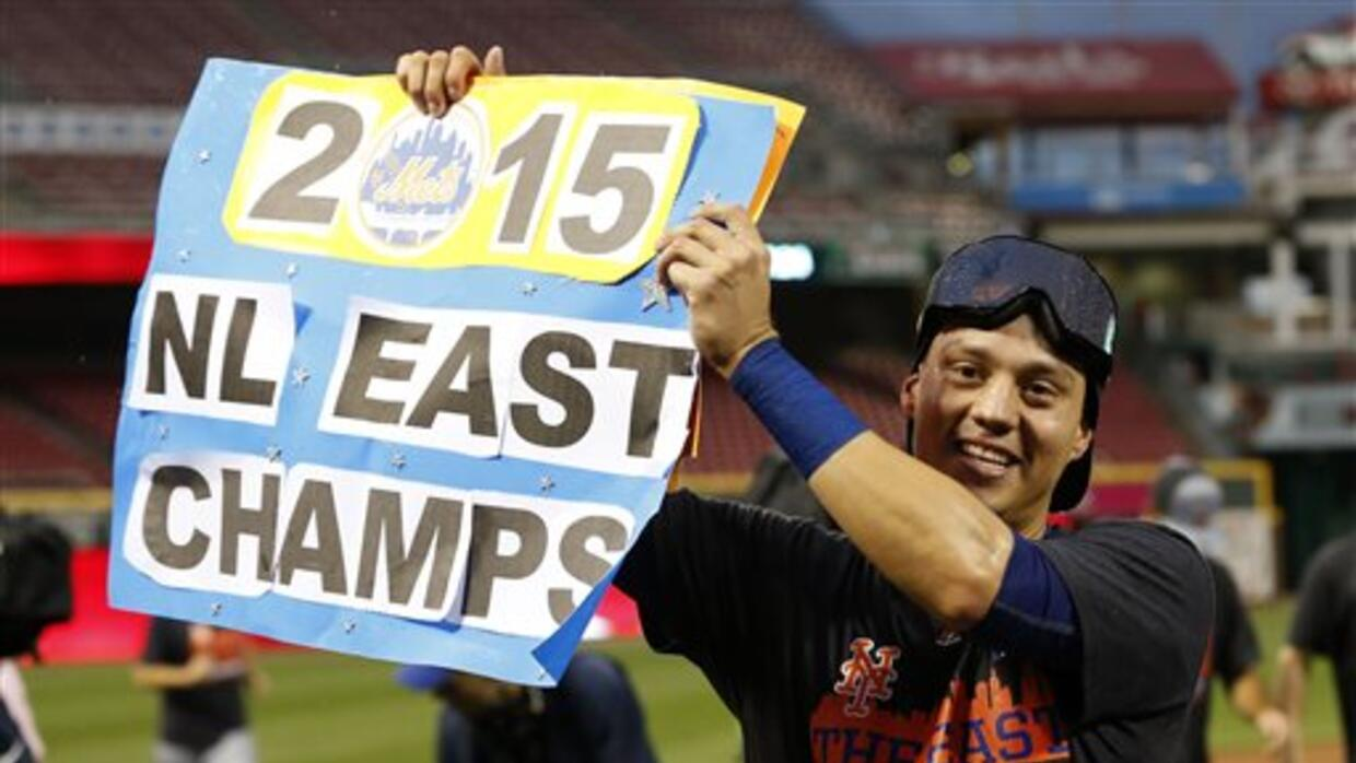 Mets pasaron a playoffs.