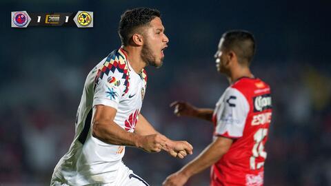 Veracruz vs. América en vivo Clausura 2018