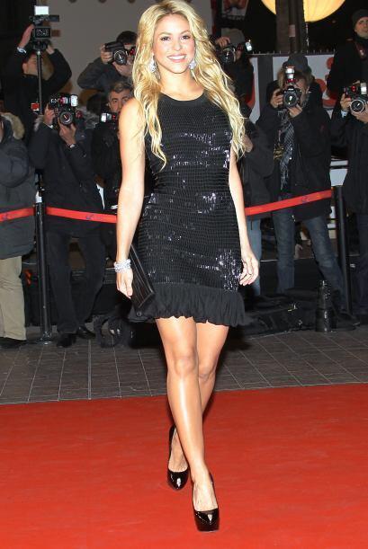 Shakira es una de las artistas más reconocidas de Latinoamérica.