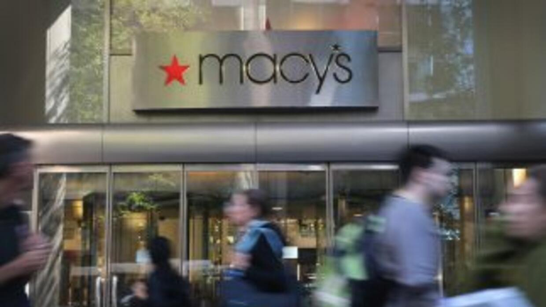 Tienda Macy's en Chicago.