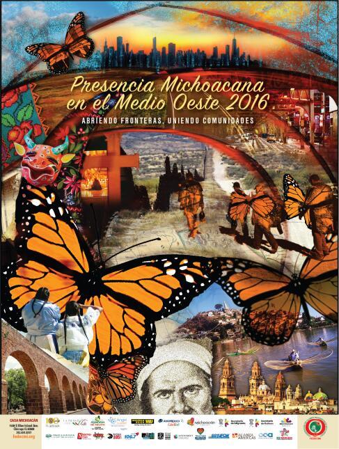 Presencia Michoacana en el Medio Oeste 2016