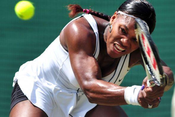 Serena, ex número uno del mundo, actualmente en el puesto n&uacut...