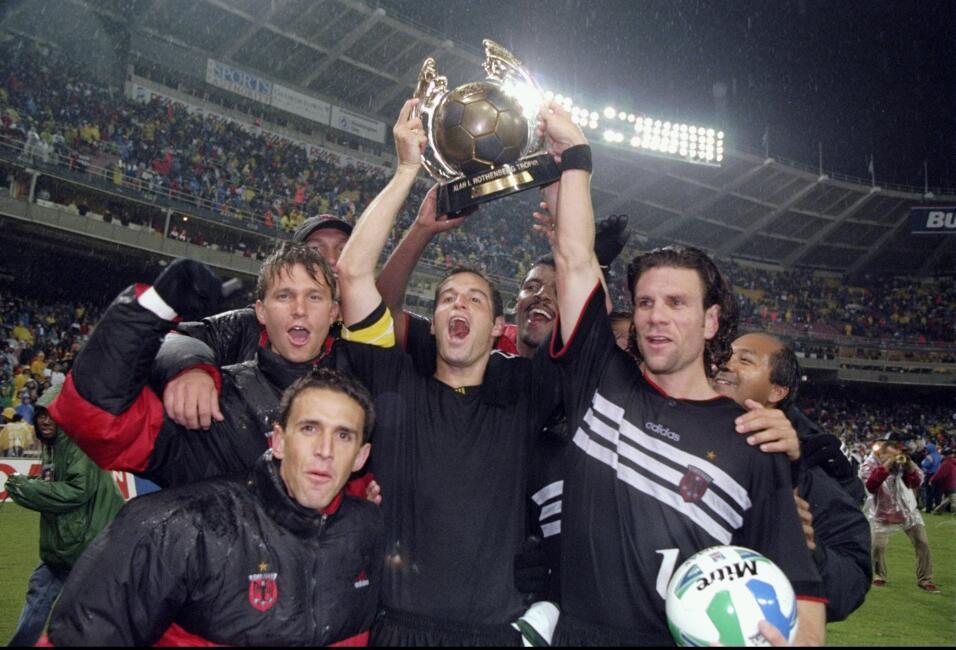 La MLS Cup a través de los años