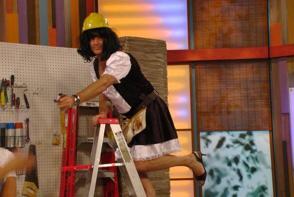En 'El Rincón del Handy Man' Johnny nos enseñó a darle buen uso a las es...