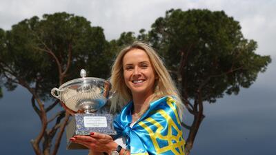 Elina Svitolina sorprende a la número 1 del mundo y conquista el Abierto de Roma