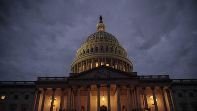 El drama de las negociaciones políticas seguirá sobre el Congreso de EEUU.