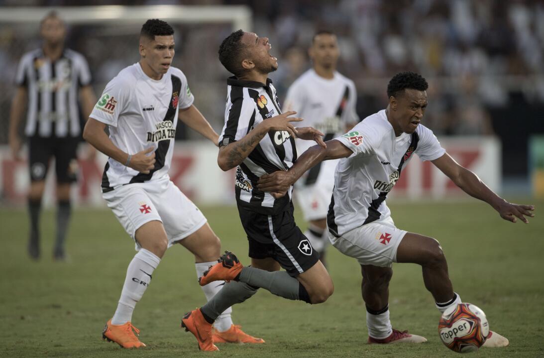 8 de abril - Vasco Vs. Botafogo (Final - Carioca 2018)