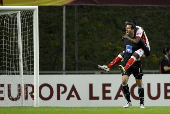 Este segundo duelo acabó sin goles y eso le bastó al Braga.