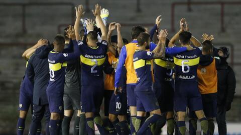 Boca Juniors podría coronarse la siguiente jornada.