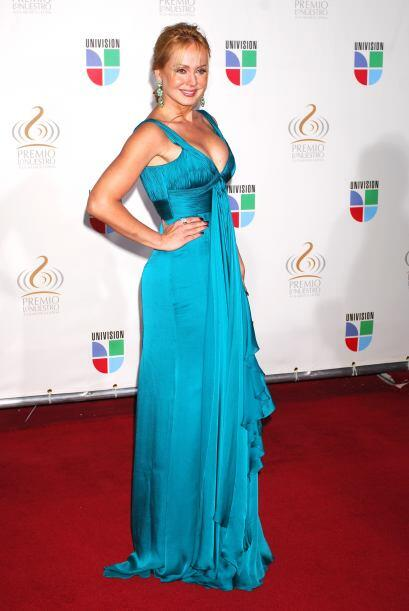 """Emperatriz"" fue la primera telenovela que hizo fuera de ""Televisa""."