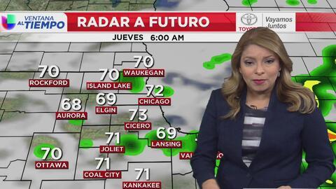 Chicago está bajo riesgo de tormentas