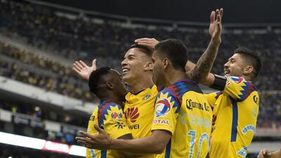 En fotos: Toluca, América, Chivas y Tigres ganaron en la Jornada 13 del Clausura 2018