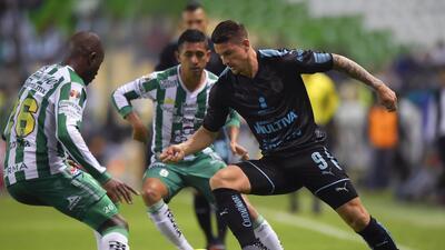 Cómo ver León vs Querétaro en vivo, por la Liga MX