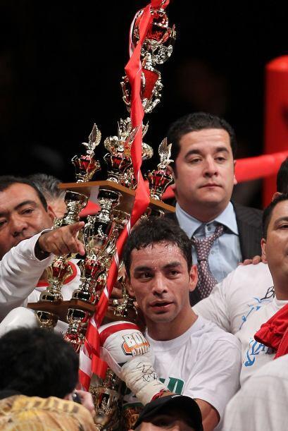 """El boxeador mexicano Fernando """"Cochulito"""" Montiel se convirti&..."""