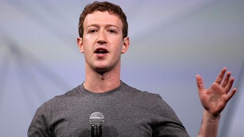 Mark Zuckerberg está en Dallas testificando en un juicio sobre propiedad...
