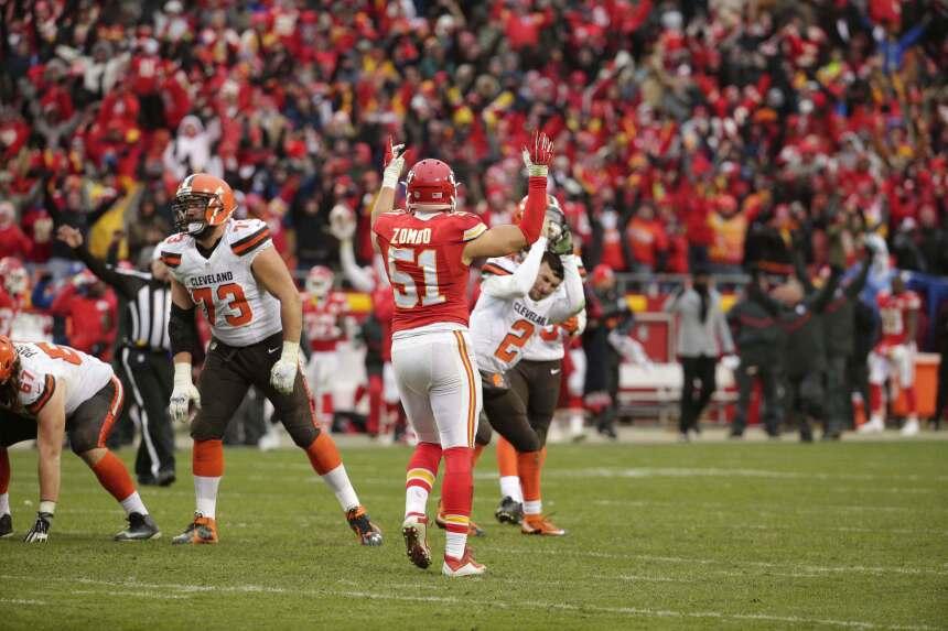 Con la evidente frustración de Johnny Manziel, los Chiefs aseguraron un...