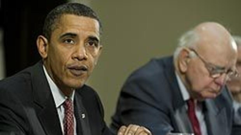 Obama alista su armadura para próxima batalla política: la reforma finan...