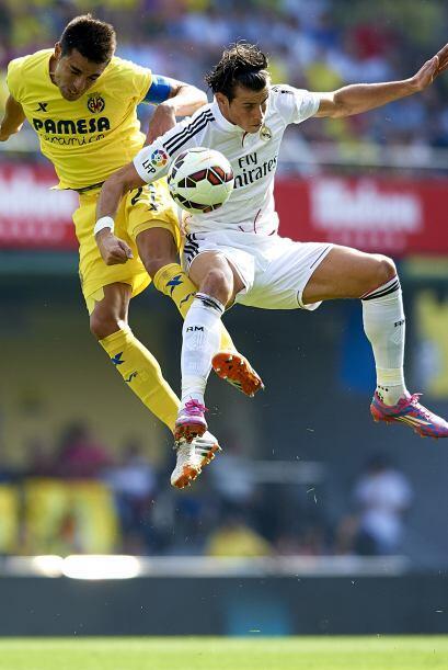 El Villarreal lo intentó y no deslució, pero igual no pudo...