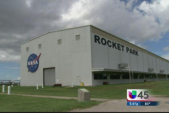El Centro Espacial Johnson de la NASA es solo uno de los cientos de luga...