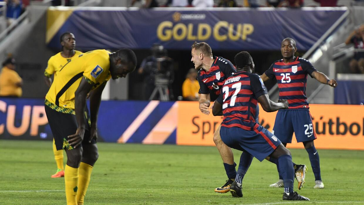 Morris's late goal gave the USMNT its sixth Gold Cup.