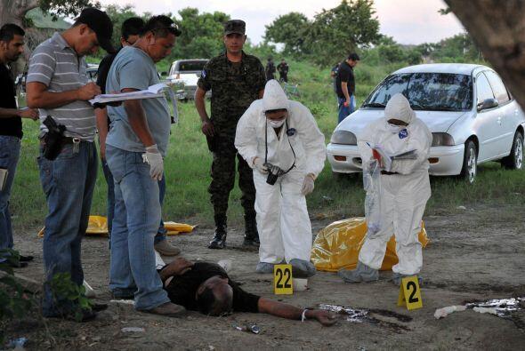 Esto sin considerar a las personas desaparecidas. Datos de CNN señalan q...