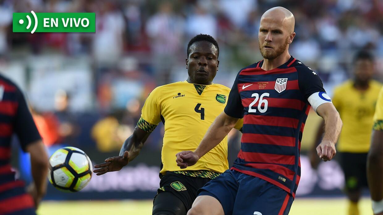 En vivo: Estados Unidos vs. Jamaica