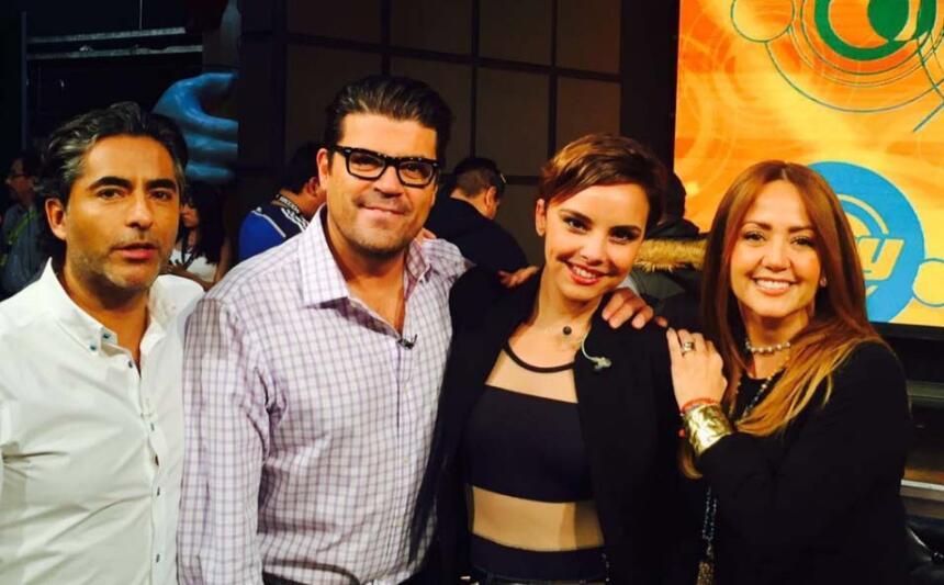 Revive los mejores momentos de hoy en junio univision for Farandula argentina de hoy