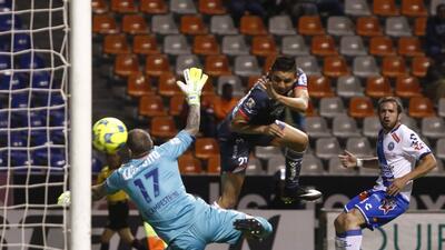 Adiós Veracruz: De último minuto, Monarcas vence 1-0 al Puebla 20170319_...