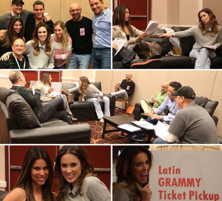 Presentadoras de Latin GRAMMY