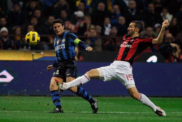 Estos dos equipos están peleando por el título de la Serie A.