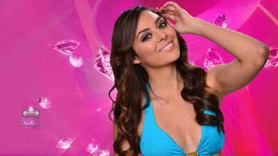 Anayeli de Santiago finalista de Nuestra Belleza Latina 2015