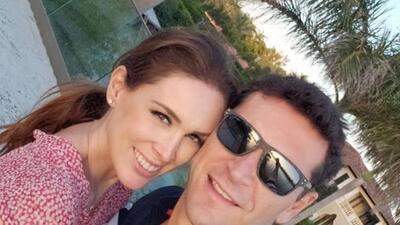 Jacky Bracamontes y su esposo comparten el sexo de los bebés que esperan