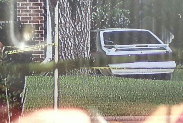 Tres personas fueron encontradas sin vida en una escena de película dond...