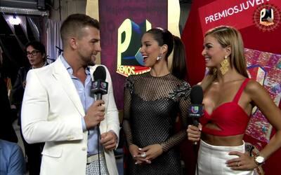 """""""Para mí Ricky Martin es alucinante"""", Roselyn Sanchez"""
