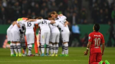Marco Fabián y el Eintracht Frankfurt son goleados por el Mainz