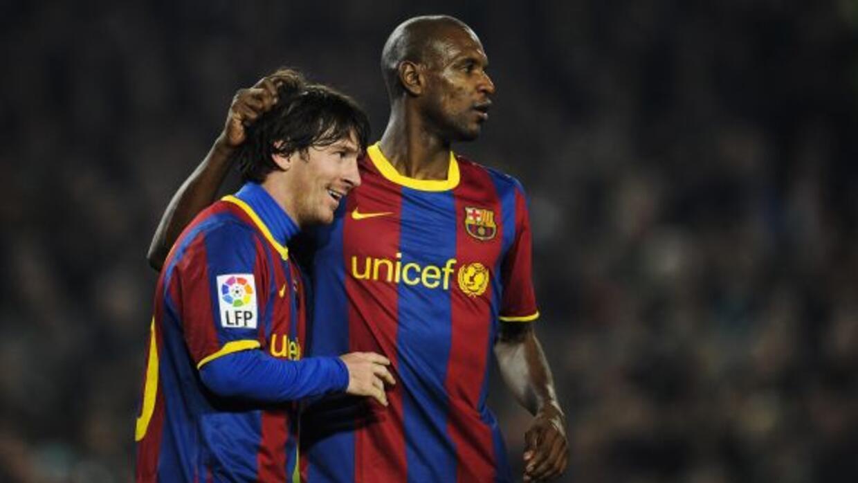 El francés, ya retirado del fútbol, no vería descabellado que Messi busq...