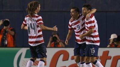 Estados Unidos aplastó 6 - 0 a Guatemala en partido amistoso antes de su...