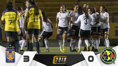 Tigres dio un pase fundamental para meterse a la final de la Liga MX fem...