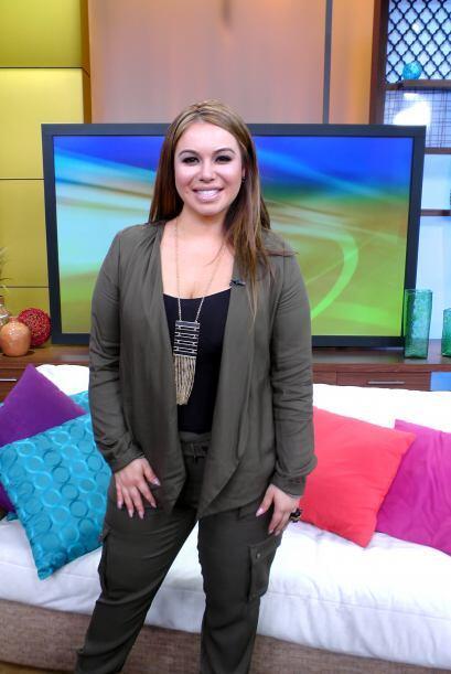 Chiquis Rivera visitó Despierta América para contarnos todo sobre el lan...